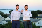 Couto Construction owners Derek and Jason Couto
