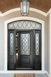 Verona Arch Door