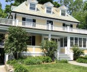 Exterior Painting in Newton, MA