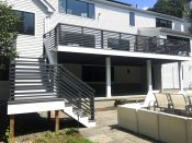 Deck  Construction in Wellesley Hills, MA