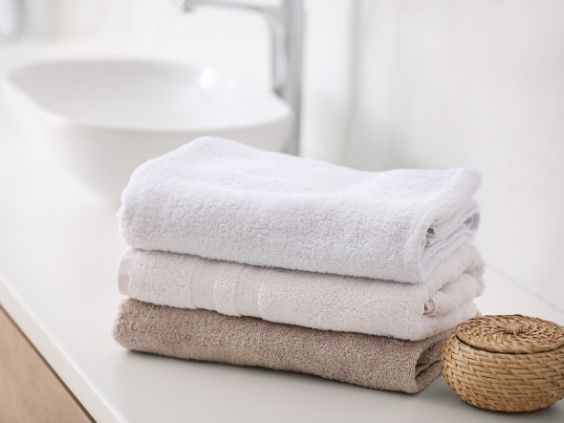 How To Choose the Perfect Bath Towel
