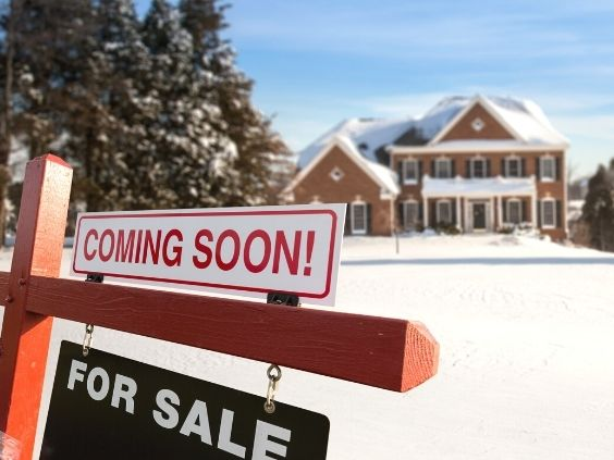 Tips for Selling a Home in the Winter