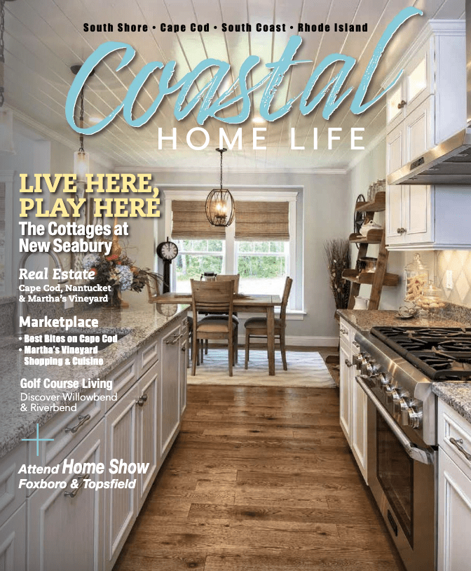 Coastal Home Life Magazine partnered with New England Home Shows