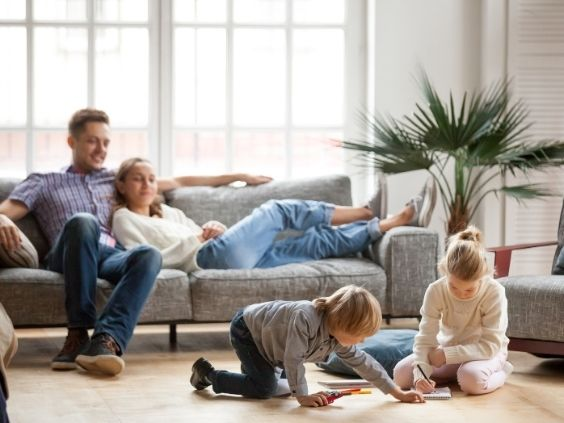 Tips for Creating a Family-Friendly Living Room