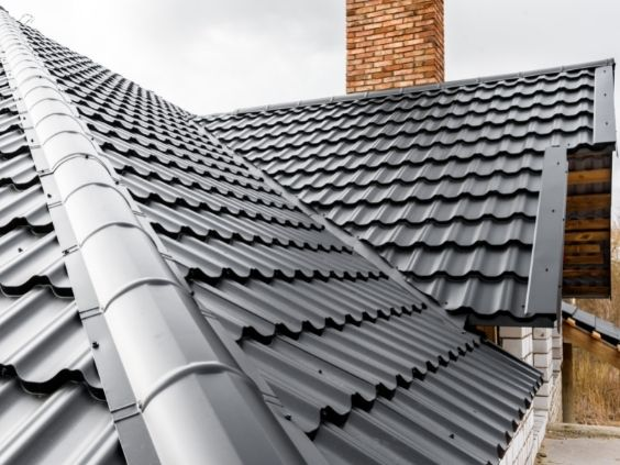How To Match Metal Roof Shingles To Your House Color