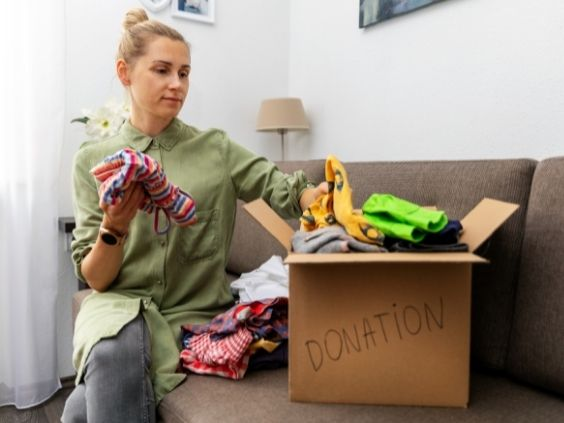 The Best Items to Get Rid of When Downsizing